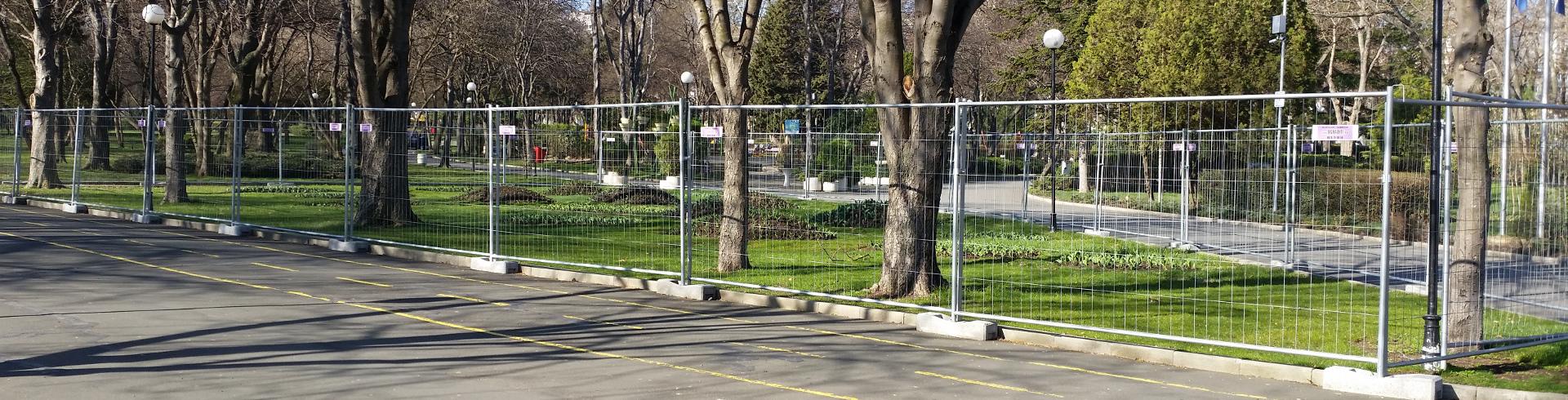 Мобилни огради
